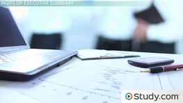 Executive Summaries in Business Reports and Proposals