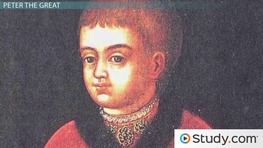 Russian Czars During the Reformation: Michael Romanov and Peter the Great