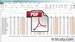 How to Share Your Excel Workbook