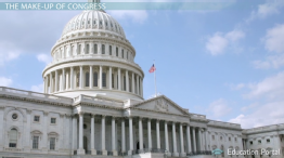 Reapportionment & Redistricting for Congressional Constituencies: Definition & Process