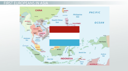 Dutch & Spanish Dominance in South & Southeast Asia