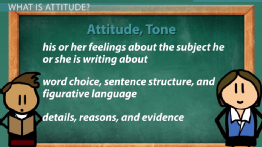 How to Recognize Attitude Expressed by the Author Towards a Subject