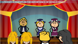 The Importance of Being Earnest: Irony & Satire Themes