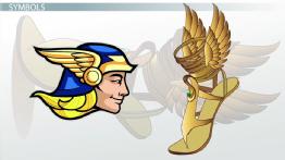 The Greek God Hermes Facts Myths Symbols Video Lesson