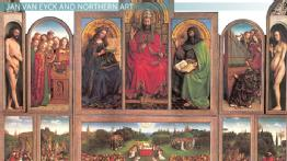 Iconography of the Ghent Altarpiece