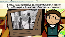 Gender Stereotypes: Definition & Examples