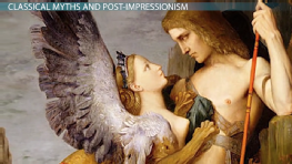 Classical Myth in Post-Impressionist & Symbolist Art