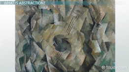 Abstraction & the Principles of Cubism