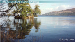 The Lake Isle of Innisfree by Yeats: Summary, Analysis & Theme