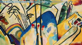 Art of Wassily Kandinsky: Periods, Influences & Architecture