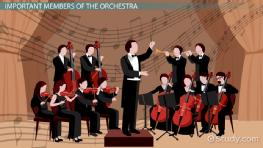 Elements of Orchestral Music: Instrument Sections, Format and Roles