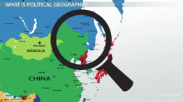 Influence of Geographic Factors on Politics in East Asia