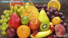 Fruit: Definition, Types, Benefits & Examples