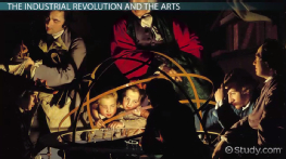 How the Industrial Revolution Influenced Artistic Production
