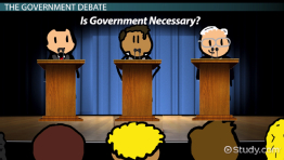 Is Government Necessary? - The Ongoing Debate