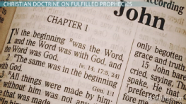 The Christian Belief in Old Testament Prophecy Fulfillment