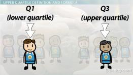Upper Quartile: Definition & Formula