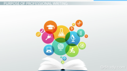 What is Professional Writing? - Definition & Explanation