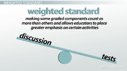 Standards for Assigning Grades in the Classroom