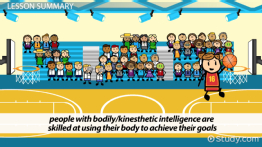 Kinesthetic Intelligence: Definition & Explanation