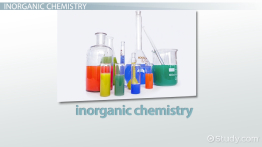 What is Inorganic Chemistry? - Definition, Impact Factor & Examples