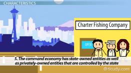 weakness of command economy