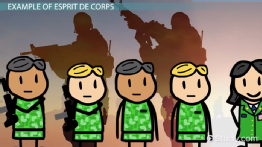 Esprit De Corps in Management: Definition & Explanation