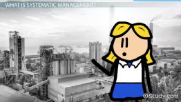 Systematic Management: Theory, Overview
