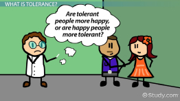 What Is Tolerance? - Definition, Types & Examples