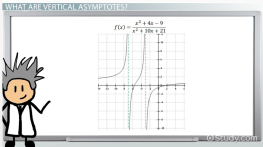 Vertical Asymptotes: Definition & Rules