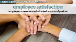 job satisfaction case study examples