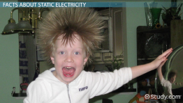 What is Static Electricity? - Definition, Causes & Uses