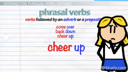 Intransitive Phrasal Verbs: Examples & Overview