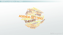 agenda setting examples