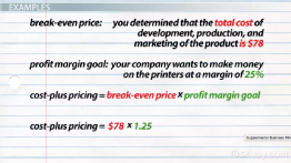 target costing and cost plus pricing Target costing and cost-plus pricing are two well-recognized methods of  managing the relationship between cost and price, but they approach the  equation from.