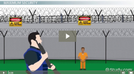 Prison Security: Levels & Characteristics