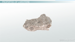What is Limestone? - Properties, Types & Uses