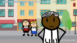 What Are Agents of Political Socialization?