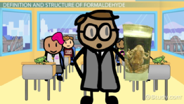 What is Formaldehyde? - Definition, Uses & Structures