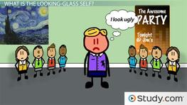 Looking-Glass Self: Theory, Definition & Examples