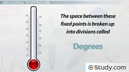 What is Temperature? - Definition & Measurement
