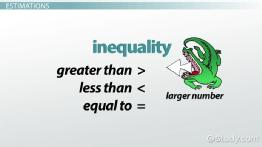 How to Solve Inequalities Using Estimation