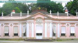 The Development of Rococo Architecture in Germany