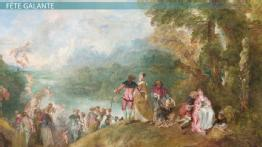 Contributions of Antoine Watteau to Rococo Art