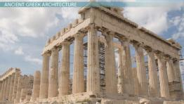 Ancient Greek Art & Architecture