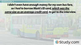 ACT English Practice: Rhetorical Strategy