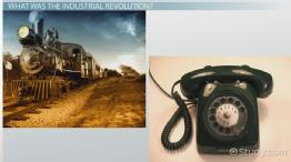 The Industrial Revolution in America: Inventions & Effects