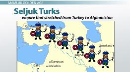 Turkic Peoples' Domination of the Near East