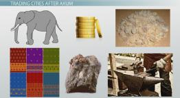 Ancient Trade Cities on Africa's East Coast