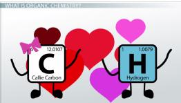 Organic Chemistry & the Study of Carbon Compound Life Forms